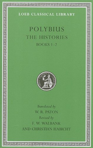 The Histories, Volume I: Books 1-2 (Loeb Classical Library)