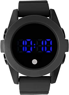 The LED Touch All Black Watch