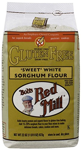 Bobs Red Mill - Sweet Sorghum Flour Gluten-Free 22 oz