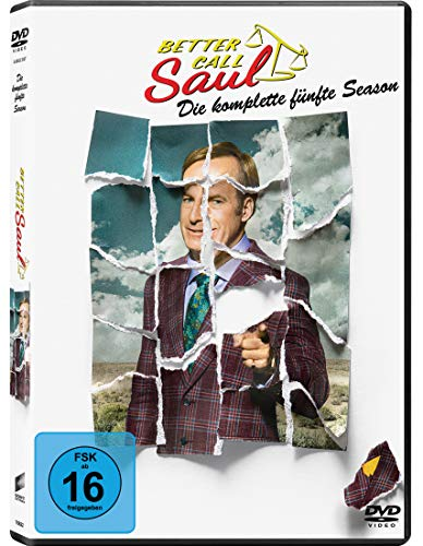 Better Call Saul - Die komplette fünfte Season [3 DVDs]