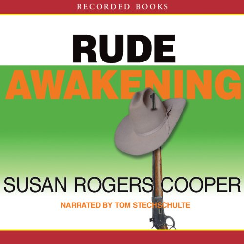 Rude Awakening audiobook cover art