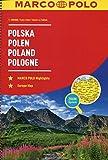 MARCO POLO Reiseatlas Polen 1:300 000: Wegenatlas 1:300 000 (MARCO POLO Reiseatlanten) - Marco Polo Travel Publishing