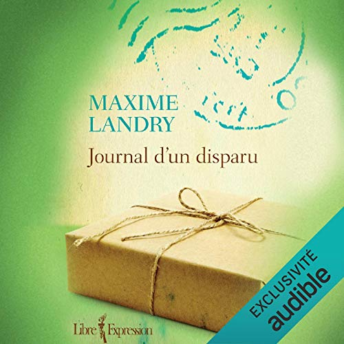 Journal d'un disparu cover art