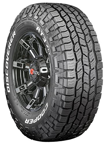 Cooper Discoverer AT3 XLT All- Terrain Radial Tire-275/70R18 125S