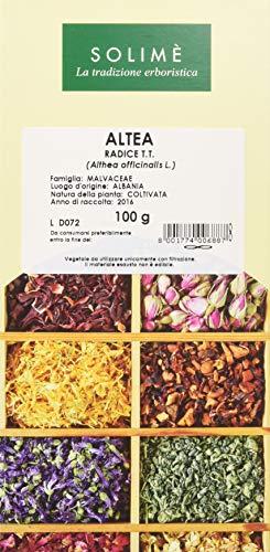 Altea Officinale Radice taglio tisana - 100 g - Prodotto made in Italy