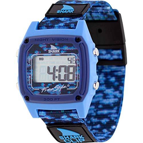 Freestyle Shark Classic Clip Blue Shockwave Unisex Watch FS101083