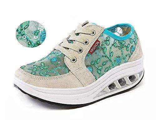 Mujer Zapatos Deporte Adelgazar Zapatos Sneakers Caminar