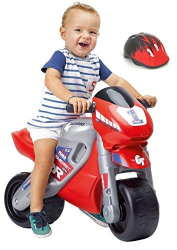 Famosa 800008171 Motofeber 2 Racing Boy Moto, Rosso