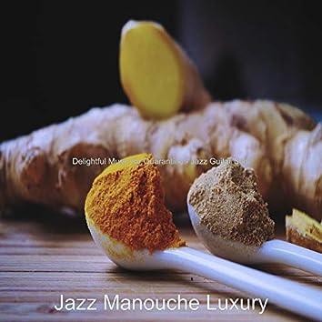 Delightful Music for Quarantine - Jazz Guitar Solo