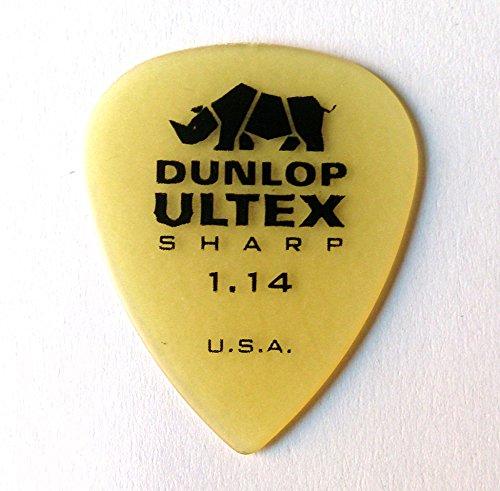 Jim Dunlop ギター ピック Ultex Sharp 433R1.14 (1.14mm)