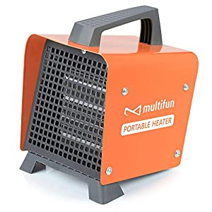 Multifun Electric Heater for Garages