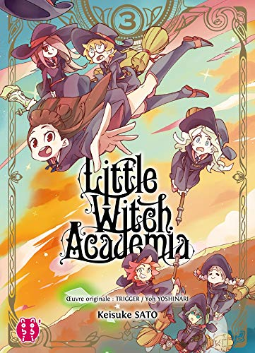 Little Witch Academia, Tome 3 :