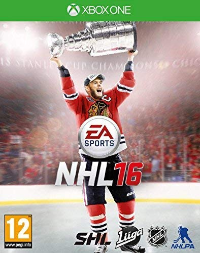 Electronic Arts NHL 16 XboxOne
