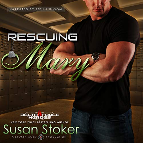 Rescuing Mary audiobook cover art