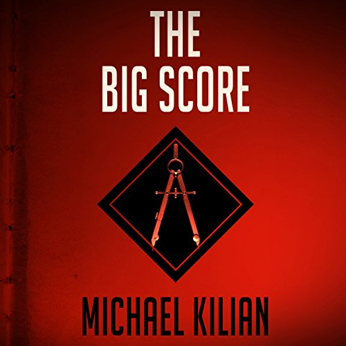 The Big Score audiobook cover art