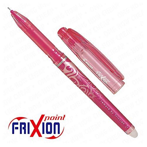 Frixion Point - Ultra Fina Borrable Bolígrafo - Individual - Rosa