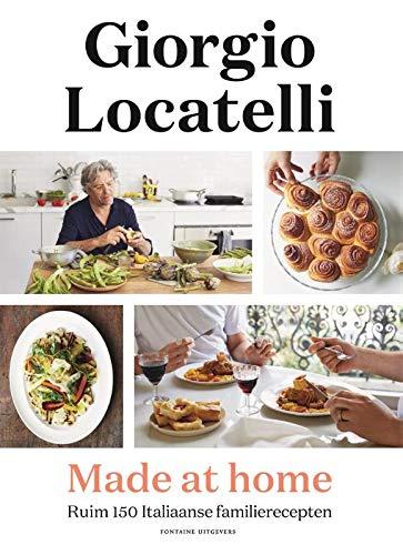 Made at home: ruim 150 Italiaanse familierecepten