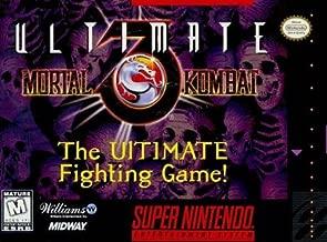 Ultimate Mortal Kombat 3 (Renewed)