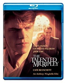 Talented Mr Ripley The  1999   BD  [Blu-ray]
