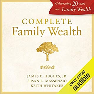 Complete Family Wealth audiobook cover art