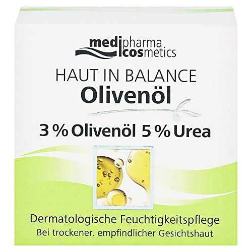 Olivenöl Haut in Balance Dermatologische Feuchtigkeitspflege