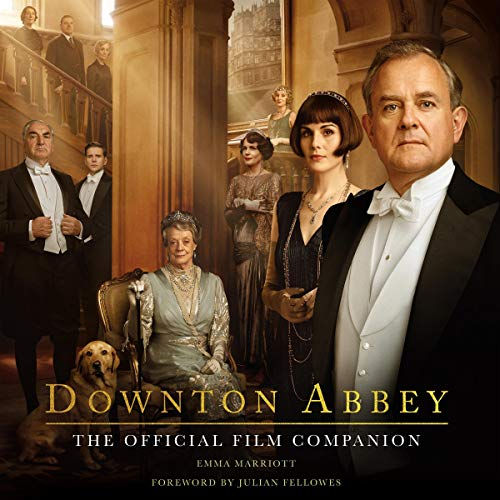Downton Abbey audiobook cover art