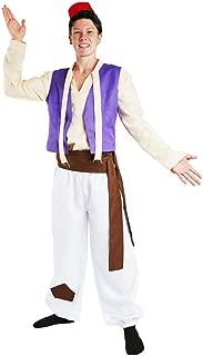 Adult Aladdin Costume Purple