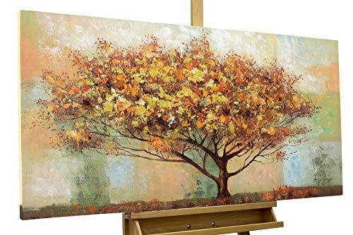 KunstLoft® Acryl Gemälde 'No Man's Land' 120x60cm handgemalt Leinwand Bild
