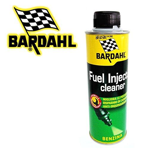 Bardahl Lot de 3 nettoyants pour injecteurs de moteur à essence - 300 ml