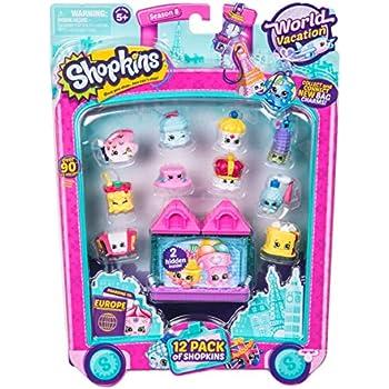 Shopkins World Vacation (Europe) -12 Pack | Shopkin.Toys - Image 1