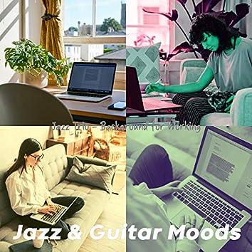 Jazz Trio - Background for Working