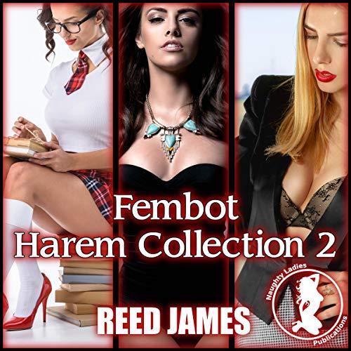 Couverture de Fembot Harem Collection 2