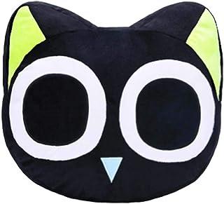 Tittaty 羅小黒 コスプレ ぬいぐるみ 抱き枕 猫 コスプレ 小物 小道具 かわいい萌えグッズ かわいい プレゼント 贈り物 クリスマス