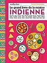 Le grand livre de la cuisine indienne par Salmandjee