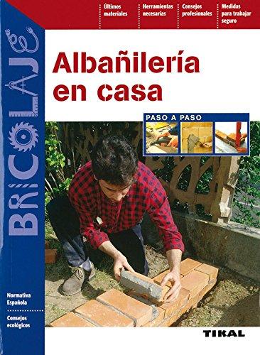 Albañileria En Casa (Paso Apaso) (Bricolaje)