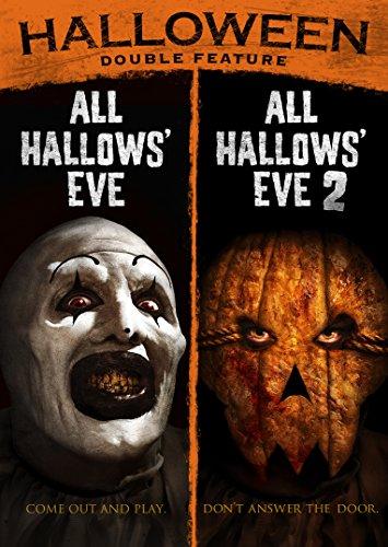 ALL HALLOWS' EVE / ALL HALLOWS' EVE 2 DOUBLE FEAT - ALL HALLOWS' EVE / ALL HALLOWS' EVE 2 DOUBLE FEAT (1 DVD)