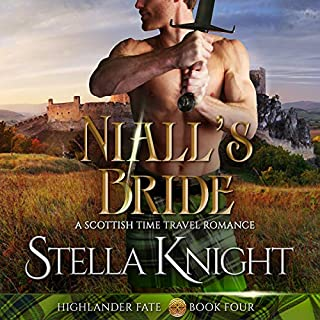 Niall's Bride: A Scottish Time Travel Romance     Highlander Fate, Book 4              Written by:                                                                                                                                 Stella Knight                               Narrated by:                                                                                                                                 Liisa Ivary                      Length: 5 hrs and 42 mins     Not rated yet     Overall 0.0