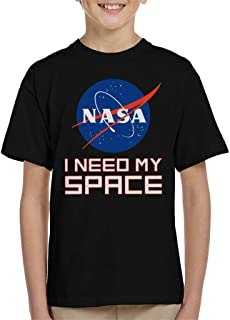 NASA I Need My Space Kid's T-Shirt