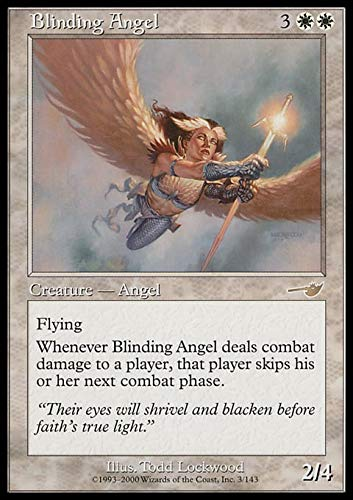 Magic: the Gathering - Blinding Angel - Nemesis