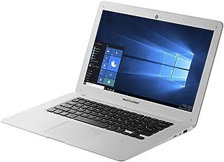 "Notebook Legacy 14 Pol. 64Gb (32+32Sd) Windows 10 2Gb Ram Quad Core Branco Multilaser - PC110, Multilaser, PC110, Intel Atom x5-Z8350, 2GB GB RAM, Tela"","