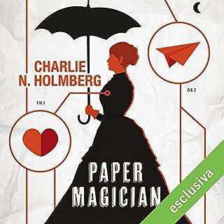 Paper Magician copertina