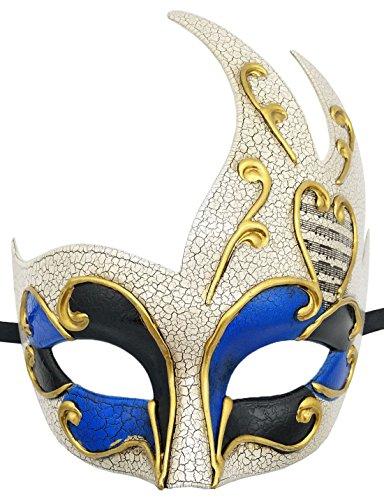 - Mardi Grad Maske