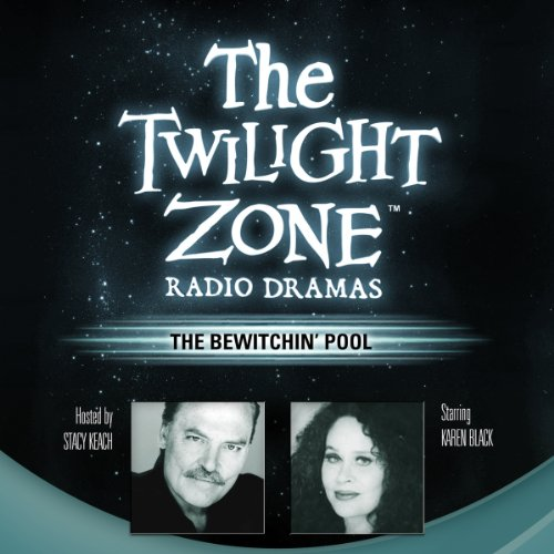 The Bewitchin' Pool audiobook cover art