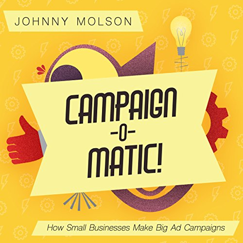 Campaign-O-Matic! audiobook cover art