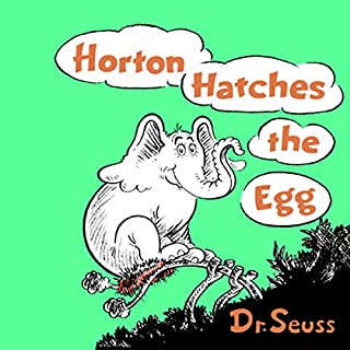 Horton Hatches the Egg cover art