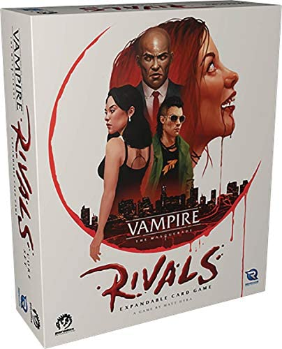 Renegade Game Studios Vampire The Masquerade Rivals Expandable Card Game product image