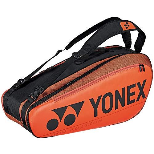 YONEX Pro Racket Bag Racket Bag 6 Pack orange