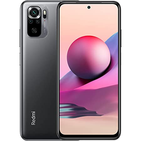 Redmi Note 10s   128GB 6GB RAM   Factory Unlocked (GSM ONLY   Not Compatible with Verizon/Sprint/Boost)   International Model (Onyx Gray)