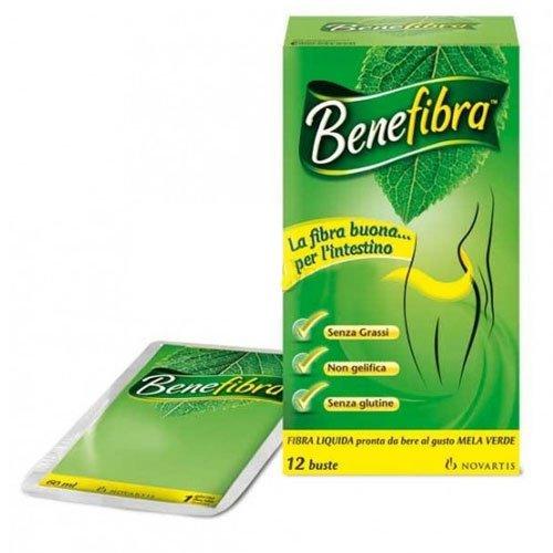 Benefiber-Flüssigkeit 12 Umschläge 60 ml
