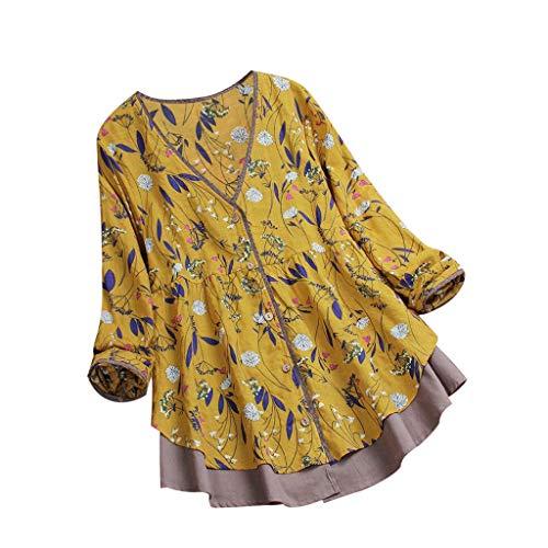 Shirts Damen Longshirt Beach Looks LUCKDE Strandshirt Funktionsblusen Damenblusen Langarm Schnittmuster Hemdblusenkleid